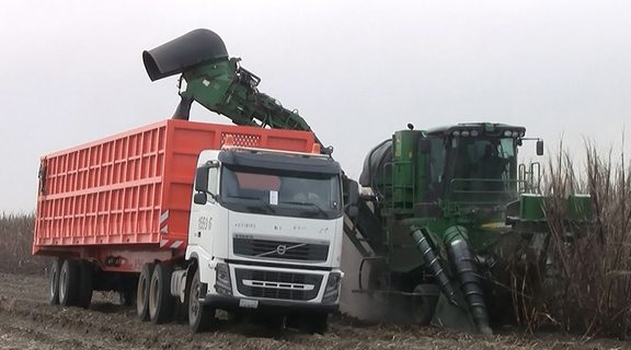 Heavy duty Semi-Trailer for agricultural application. RAC-Germany, Europe.