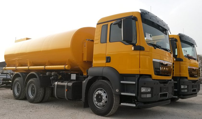 Brand new Water Tank Truck  Made in Germany - RAC Germany