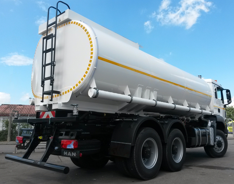 Water Tank Body For Potable Water Transportation Rac Germany