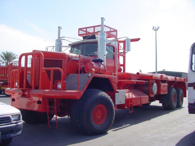 Kenworth 953a Bedtruck Second Hand Oilfield Truck