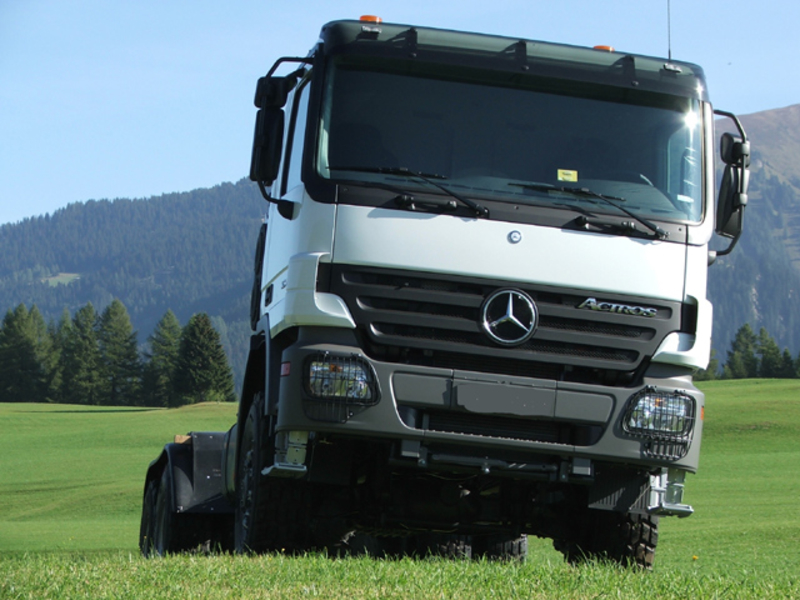 Chassis Cabin  Mercedes-Benz Actros 3341 (6x6)  Brand new - RAC Germany