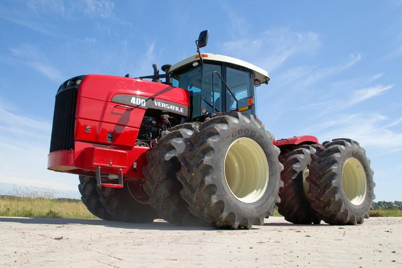 Buhler Versatile Landwirtschaftliche Maschinen Und